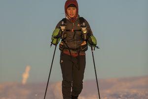 Hành trình chinh phục 224 km đường băng ở Bắc Cực của cô gái Việt