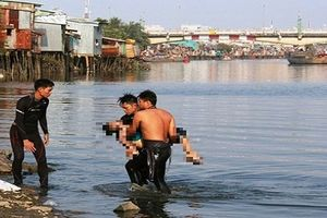 Quảng Ninh: 2 trẻ nhỏ chết đuối thương tâm