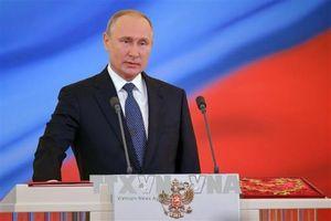 Tổng thống V.Putin: Nghĩa vụ và ý nghĩa cuộc sống của tôi là làm tất cả cho hiện tại và tương lai nước Nga
