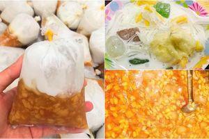 Bỏ ăn chè nội đô, người dân Hà Nội 'sính' ăn chè ship từ các tỉnh về