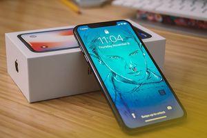 Apple tiến hành đổi iPhone X lỗi Face ID