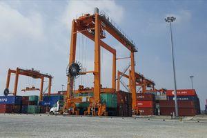 Khánh thành cảng Nam Đình Vũ có tổng mức đầu tư 6.000 tỷ đồng