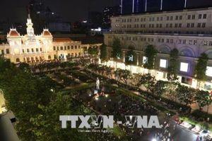 Tiếp thu ý kiến hoàn thiện phương án thiết kế nâng cấp trụ sở hành chính Tp. Hồ Chí Minh
