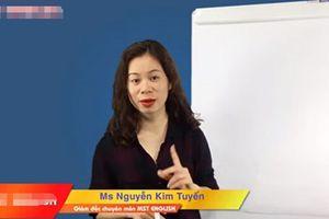 Giáo viên trung tâm tiếng Anh chửi học viên 'lấp lửng' về bằng cấp chuyên môn