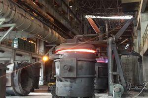 Cháy ở nhà máy thép Hòa Phát, 4 công nhân bị bỏng nặng