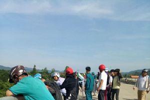 Quảng Bình: Phát hiện thi thể nam thanh niên dưới chân cầu