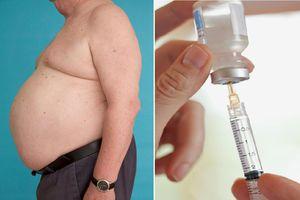 Một mũi tiêm giúp giảm 30% nhu cầu ăn, hi vọng mới cho những người béo phì