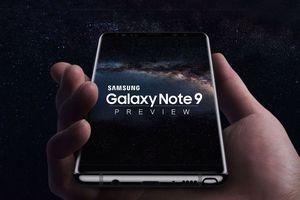 Tất cả những gì chúng ta đã biết về chiếc Note 9 của Samsung