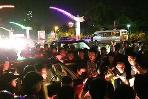 Thanh Hóa: Tài xế ôtô gây tai nạn liên hoàn bị người dân vây đánh