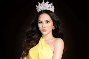 Hoa hậu Diệu Linh: Tôi nghĩ hoa hậu là một nghề
