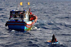 Cà Mau kêu gọi tìm kiếm ngư dân mất tích