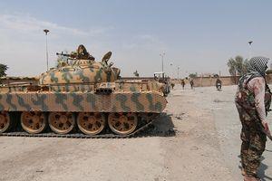 Đồn đoán căn cứ Mỹ: Bùng thế trận đối đầu Kurd - quân đội Syria