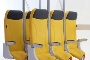 Hành khách bay giá rẻ có thể phải 'bay đứng' với kiểu thiết kế ghế ngồi này