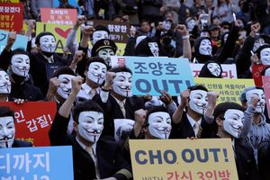 Hàng trăm nhân viên Korean Air biểu tình, đòi Chủ tịch hãng từ chức