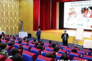 Triệu phú Singapore Adam Khoo chia sẻ cách giúp con cái bạn thành công