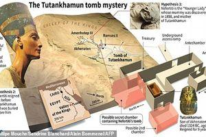 Sự thật về căn phòng bí mật trong lăng mộ pharaoh Tutankhamun