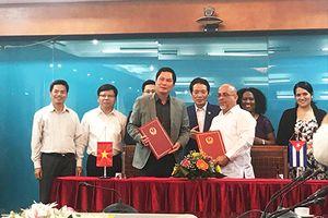 Việt Nam – Cu Ba tăng cường hợp tác trong lĩnh vực xuất bản