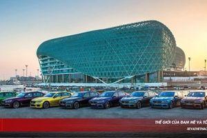 Thỏa thích ngắm trọn bộ BMW 7-series đa sắc, sang trọng, độc đáo nhất
