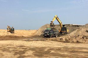 Thanh Hóa: Cần xử lý bãi cát hết hạn vẫn ngang nhiên hoạt động