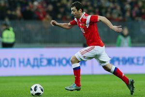 Alan Dzagoev đội tuyển Nga: Bộ óc của 'Sbornaya'