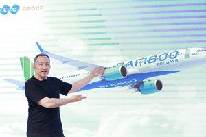 'Bộ nhận diện thương hiệu Bamboo Airways tôn vinh vẻ đẹp thiên nhiên Việt Nam'