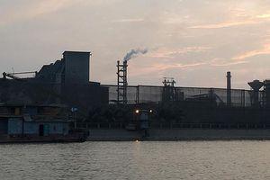 Cháy tại nhà máy thép Hòa Phát, 4 công nhân nhập viện