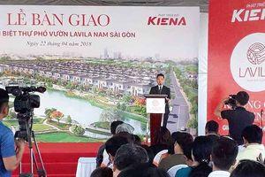 Dự án Lavila Nam Sài Gòn đón những công dân đầu tiên