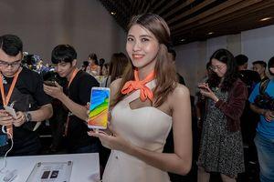 Xiaomi Redmi Note 5 ra mắt thị trường Việt giá từ 4,8 triệu đồng