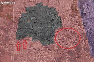 Quân đội Syria tử chiến IS trong chảo lửa nam Damascus