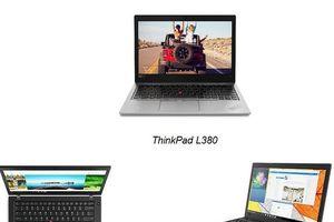 Lenovo trình làng loạt mẫu ThinkPad mới nhất của năm 2018