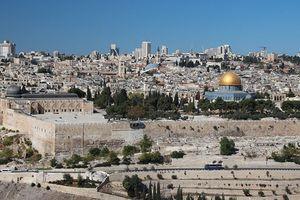Theo chân Mỹ, Paraguay chuyển Đại sứ quán tới Jerusalem