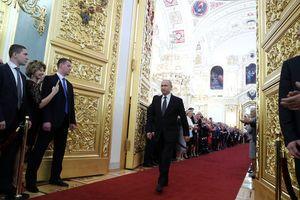 Ấn tượng lễ nhậm chức của Tổng thống Putin