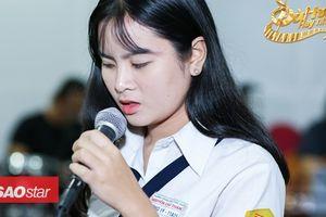'Thót tim' vào Chung kết Sing My Song 2018, Tường Vy nói gì?