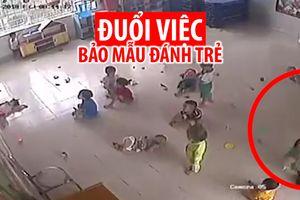 Đuổi việc bảo mẫu lôi và đánh trẻ em ở Tây Ninh gây xôn xao