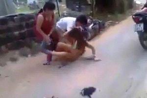 Hải Phòng: Tạm giữ hình sự người phụ nữ đánh ghen lột quần áo, cắt tóc 'tình địch'
