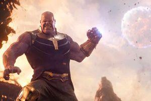 Hóa thân thành Thanos cùng 6 viên đá Vô Cực trong Fortnite Battle Royale