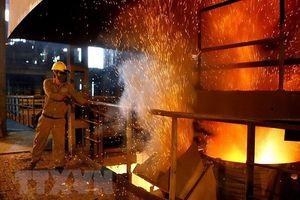 Cháy nhà máy thép Hòa Phát, 4 công nhân bị bỏng nặng