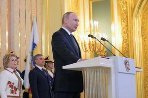Tổng thống Putin tuyên bố xây dựng đất nước hùng mạnh