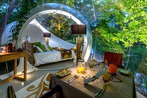 Top 10 khách sạn bong bóng tuyệt nhất thế giới
