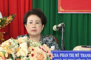 Bà Mỹ Thanh có đơn xin thôi nhiệm vụ đại biểu Quốc hội