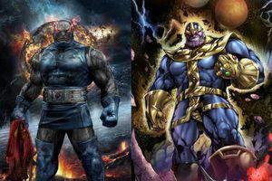 Có đúng rằng Thanos của 'Avengers: Infinity War' bắt nguồn từ DC?
