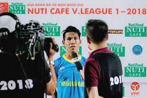 Cầu thủ Khánh Hòa 'vạch mặt' HAGL đá tiểu xảo, thiếu văn hóa