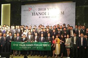 Doanh nhân trẻ tiêu biểu Hàn Quốc tụ họp tại Hà Nội