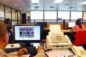 Chứng khoán đỏ sàn, thanh khoản toàn thị trường đạt 5.776 tỷ đồng