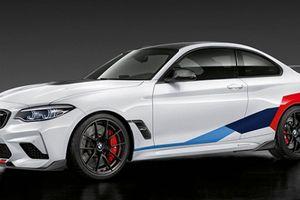 Trọn bộ phụ kiện M-Performance cho BMW M2 Competition