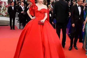 Lý Nhã Kỳ hóa Cinderella trong ngày khai mạc LHP Cannes 2018