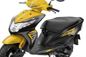 Phát thèm xe ga mới Honda Dio Deluxe giá 18,3 triệu đồng