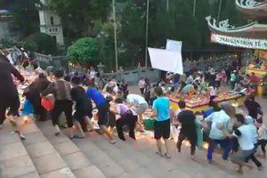 Đề nghị chùa Hương thay đổi cách tổ chức lễ Mông Sơn thí thực