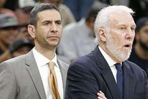 Học trò của HLV Popovich sắp được bổ nhiệm vào ghế nóng ở NBA