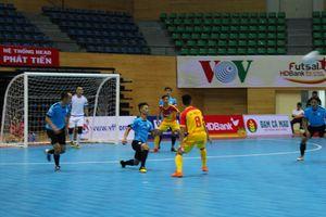 Vòng loại Futsal VĐQG HDBank 2018: Kim Toàn Đà Nẵng ngược dòng giành vé đi tiếp